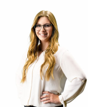 Kaity Gillis, Administrative Assistant